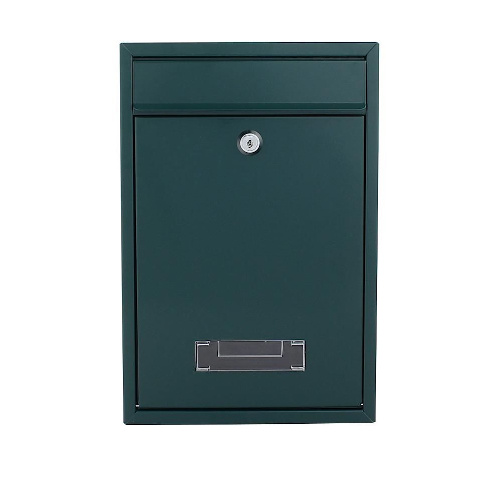 Profirst Mail PM 480 boite aux lettres verte