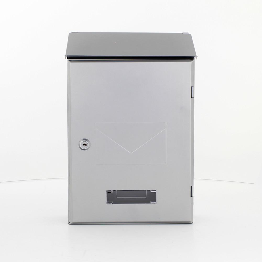 Profirst Mail PM 560 boite aux lettres argent