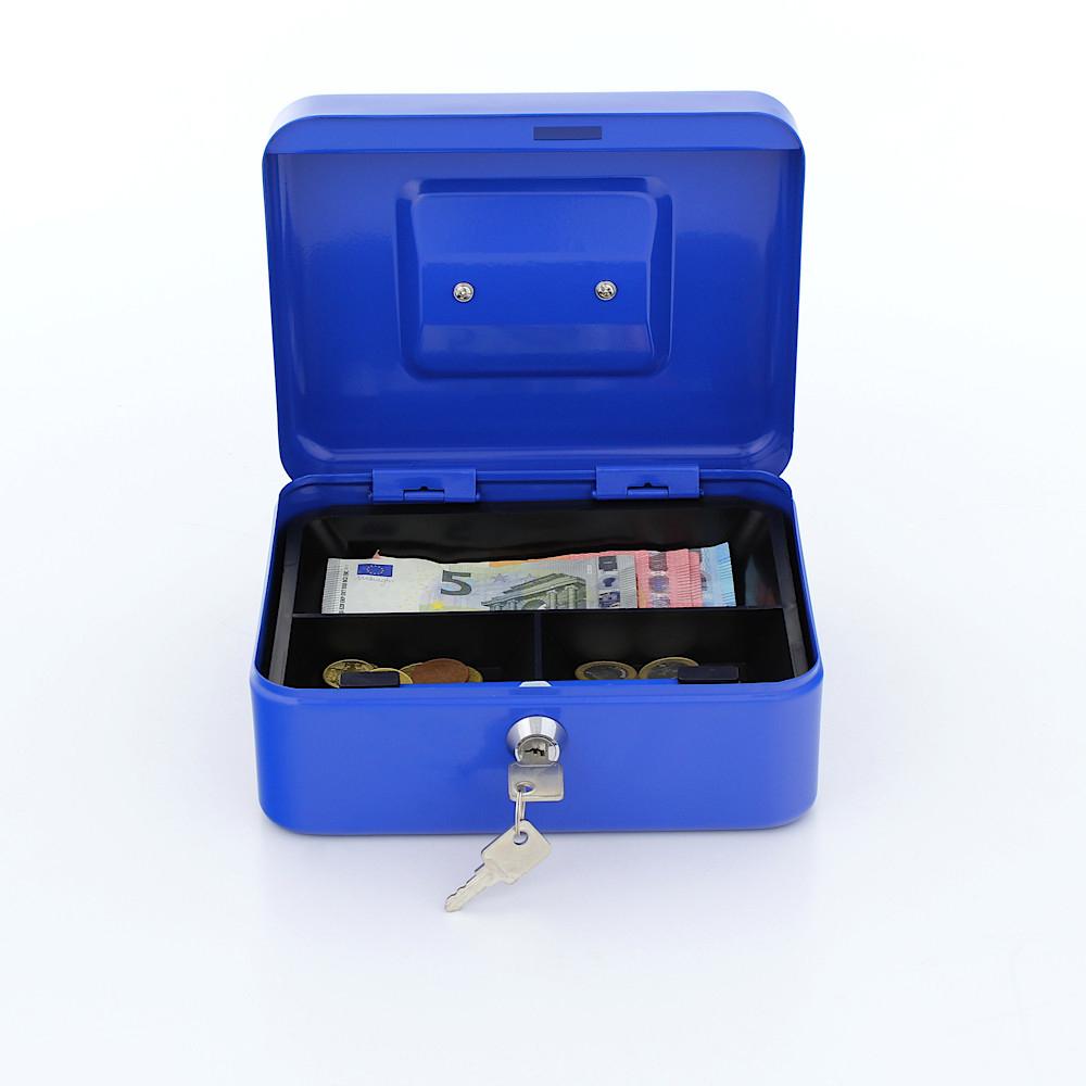 Profirst Pandora 2 Caisse à monnaie bleue